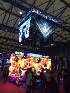 12 Best 2017 LED CHINA images | Led video wall, Led display