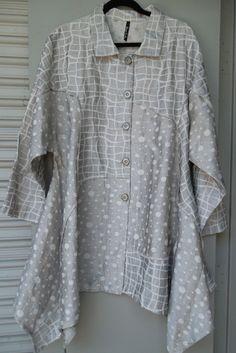 2014 NEW FAB JACKET SALE!!! DRESS TO KILL ARTSY JANE MOHR LAGENLOOK #DRESSTOKILL #COAT