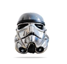 Glimmer of New Hope  Andrew Ainsworth. | 13 Stormtrooper Helmets Redesigned By Leading Artists