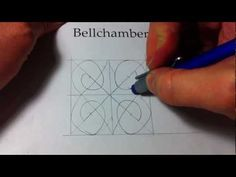 How to Draw Celtic Knots 13 - Double Heart Triskele 1/3