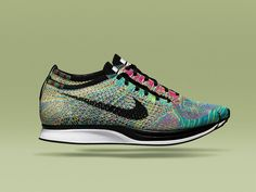 Multi-color Flyknits Racers. Who has the hookup in Milan for me and my wife?