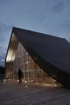 Culture Centre in Denmark by WE architecture. Spotted by @missdesignsays #allgoodthingsdanish