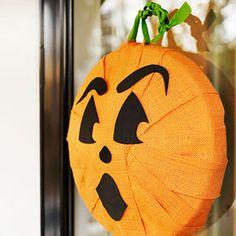 Pumpkin Wreaths