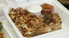 My Kitchen Rules Recipe - Sonya & Hadil's Jordanian Sumac Chicken Maque Choux Recipe, Jordanian Food, My Kitchen Rules, Middle Eastern Recipes, International Recipes, Food To Make, Yummy Food, Australia, Kitchens