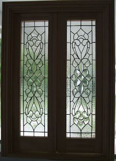 Good Sam Showcase of Miniatures (leaded glass window panels)