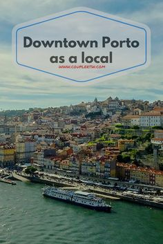 Plan the perfect trip to Porto with this tour to Downtown Porto, created by locals. A guide with the best attractions and a great route!