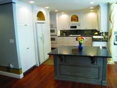 http://cabinetreface.com/appliance-installation - Most times a kitchen remodel calls for updating appliances. Call Cabinet Reface Kitchens and Bathrooms for all of your appliance installation needs.