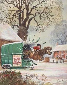 THELWELL illustrations