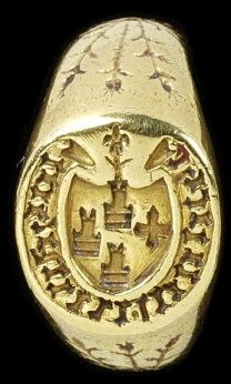 Signet ring    Place of origin:  Europe (west, made)    Date:  15th century (made)