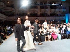 Philippines desinger at Couture Fashion Week New York