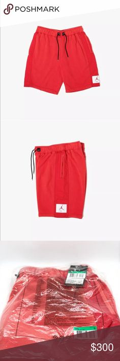 5065fefc Nike Jordan x Union NRG Vault AJ Flight Nike Jordan x Union NRG Vault AJ  Flight Shorts Red Size XL NEW with copy of receipt in photo.