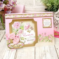 Cards and projects from our Forever Florals Rose collection featuring radiant rose imagery throughout. Card Making Inspiration, Making Ideas, The Perfect Score, Birthday Wishes, Happy Birthday, Hunkydory Crafts, Shape Matching, Pretty Roses, Love Rose