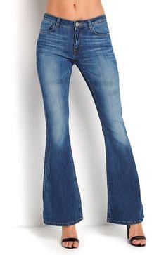 Super lækre ONLY Jeans Gigi Mellembl? ONLY Underdele til Dame til enhver anledning