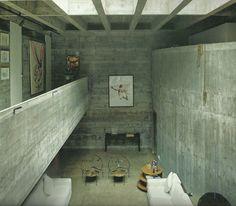 Paulo Mendes da Rocha - Casa Leme-Millàn - San Paolo | Archisquare • Architettura Design Blog