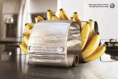 Caminhões de entrega VW. O tamanho certo para suas necessidades.