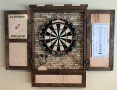 17 best dart board cabinet images dart board cabinet darts diy rh pinterest com