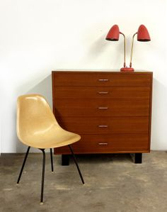SALE Free Shipping George Nelson Highboy by TheModernHistoric, $1999.00
