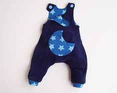 HAREM STARRY Romper sewing pattern Pdf, Overall, Dungaree, children babies toddler, Baby Girl Boy 6 9 12 18 m  2 3 4 5 6 yr Instant Download...