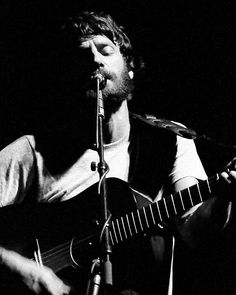 Ray LaMontagne. His voice, his music, and his lyrics will melt your heart!!!