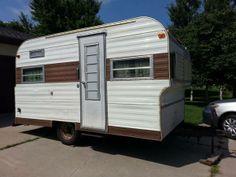 1973 Play-Mor camper $1700 York, NE