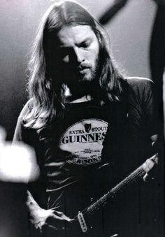 David Gilmour, 1978.