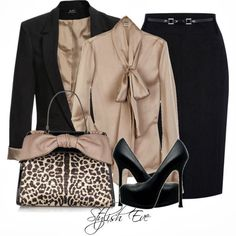 Stylish Eve Outfits How to Look Great and Professional on the Job Stylish Eve Outfits, Office Outfits, Classy Outfits, Business Fashion, Business Attire, Lawyer Outfit, Wedding Dress Patterns, Professional Wear, Work Looks