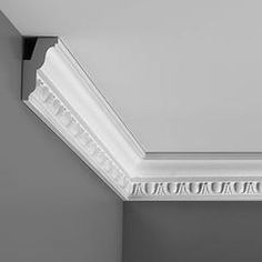 better ceiling decoration with molding georgian | Georgian Dentil cornice | Cornice and Moulding designs ...