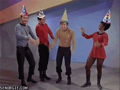 Star Trek Had Some Fun in Their Day
