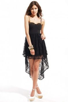 fab high low dress from www.shopakira.com