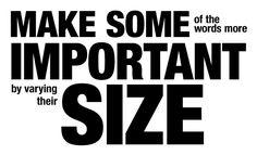 7 Quick and Easy Ways to Jazz Up Your Headline Typography   Design ...