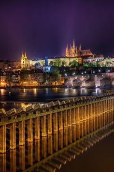 Praga - República Checa by von Miroslav Petrasko