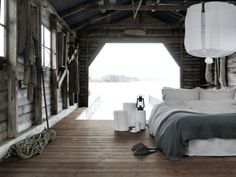 Could I fit a dock/bedroom into my dream home? Why not?