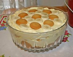 Have you ever tried pudding from scratch? You should! Because it's amazing guys! This banana pudding is simply the best. Check it out.    You'll Need:    ½ cup of sugar.  2 tbsps of flour.  ¼ tsp of salt.  2 cups of