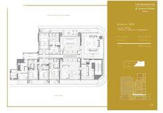 Dorchester Collection, Floor Plans, Diagram