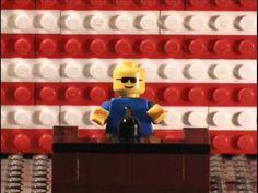 Easy way to memorize the Preamble, through Legos!