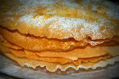 La Famosa Tarta Árabe del Palacio de Aldovea. #CateringPalaciodeAldovea