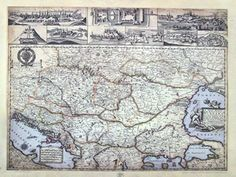 karta srbije 1900 Bosna, Srbija i Susjedne zemlje. S. Tekelija. Beč, 1821. Kopija  karta srbije 1900