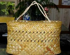 FlaxArt.co.nz - Pounamu Palm Frond Art, Flax Weaving, Woven Bags, Maori Designs, Art Diary, Maori Art, Weaving Patterns, Weaving Techniques, Kite