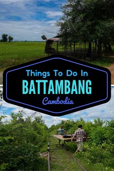 There is so many things to do in Battambang. Old Angkorian temples, the tragic killing caves, the bamboo train and the incredible Cambodian landscapes makes this area a very interesting place to visit. Put Battambang on your list of places to visit in Cam