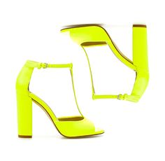 neon yellow zara ... i will have you