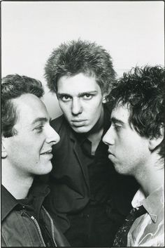 Joe,Paul and Mick