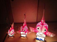 Taiguruma Brothers on the Light