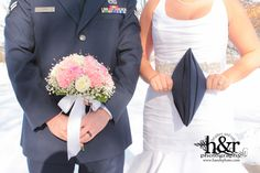 David and Alyssa Toth at Milestone Event Center at Grissam Air Force Base in Peru, IN  www.handrphoto.com
