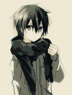 Kirito - By Sword Art Online Kirito and Asuna ღ Anime Art, Drawings, Awesome Anime, Online Art, Art, Sword Art Online Kirito, Pictures, Anime Drawings, Fan Art