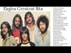 The Eagles Greatest Hits Full Allbum Eagles Songs, Eagles Band, Hotel California, Fleetwood Mac, Best Songs, New Kids, Greatest Hits, Bald Eagle, Music Videos