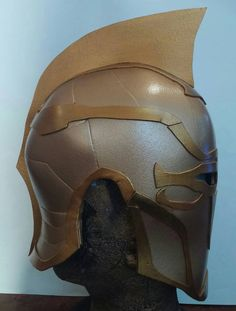 Lightweight Dr. Fate helmet for your cosplay or geekery needs.