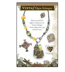 vintaj - tips & techniques for jewelry making