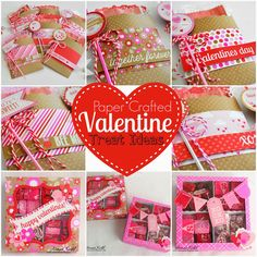 Valentines Treat Bags  by Wendy Sue Anderson    Hi Doodlebug friends - it's Wendy Sue , sharing a fun little project. Chocolate is alwa...