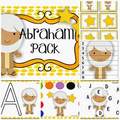 Abraham Pack Peques