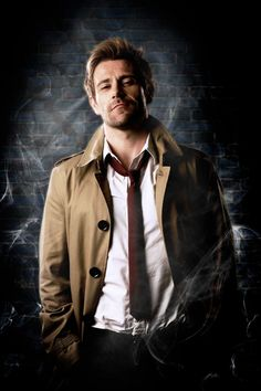 Holy Shit! NBC's Constantine actually looks like Constantine.!